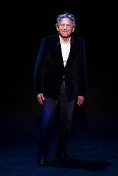 Roman Polanski attending a press conference to present 'Le Bal des Vampires - Le Musical' at Theatre Mogador in Paris, France on March 17, 2014. Photo by Laurent Zabulon/ABACAPRESS.COM