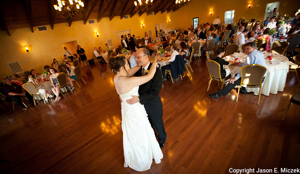 Lisa and Bruce Horldt's wedding at the Dennis Vineyard in Albemarle, NC Saturday, June 4, 2011. Photo by www.miczekphoto.com