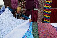 Ouzbekistan, village et marche hebdomdaire de Karchi // Uzbekistan, village and weekly market of Karchi