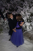 """William Moseley and  Georgie Henley<br />Anna Poppl. Royal Film Performance and World Premiere of """"The Chronicles Of Narnia"""" at the Royal Albert Hall. London and after-party in Kensington Gardens. 7 December  2005.ONE TIME USE ONLY - DO NOT ARCHIVE  © Copyright Photograph by Dafydd Jones 66 Stockwell Park Rd. London SW9 0DA Tel 020 7733 0108 www.dafjones.com"""