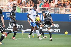 Auxerre vs Ajaccio - 03 August 2018