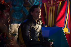 Thor: Ragnarok..Loki (Tom Hiddleston)..Photo: Jasin Boland..©Marvel Studios 2017