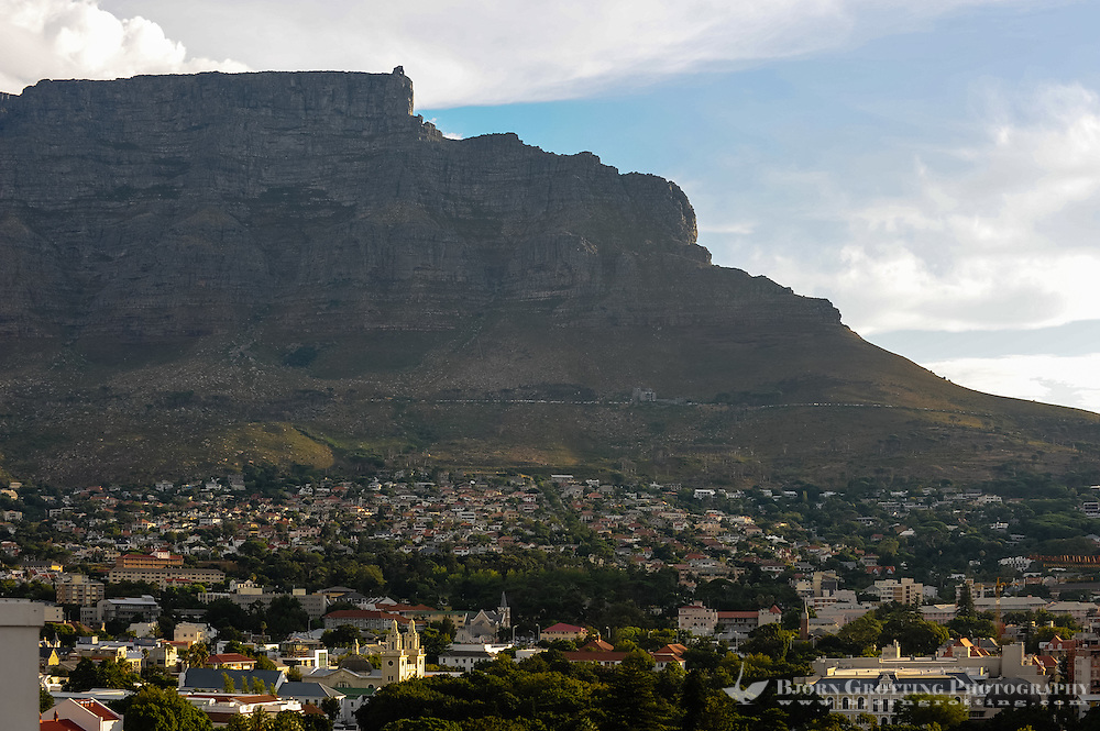 Cape Town is the second-most populous city in South Africa.