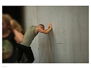 workshop at les ballets c de la b, kabinet k