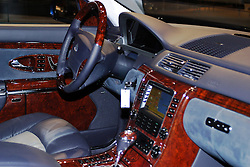 06 February 2005:    Maybach 62<br /> <br /> First staged in 1901, the Chicago Auto Show is the largest auto show in North America and has been held more times than any other auto exposition on the continent.  It has been  presented by the Chicago Automobile Trade Association (CATA) since 1935.  It is held at McCormick Place, Chicago Illinois