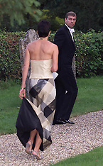 Prince Andrew & Ghislaine Maxwell Archive - 6 July 2020