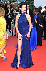 Adriana Lima attending the Oh Mercy! premiere, during the 72nd Cannes Film Festival. Photo credit should read: Doug Peters/EMPICS