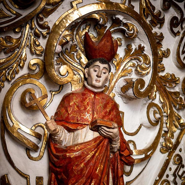 Catholic Saint - Oaxaca City - Mexico