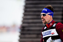 January 6, 2018 - Val Di Fiemme, ITALY - 180106 Sergey Ustiugov of Russia after men's 15km mass start classic technique during Tour de Ski on January 6, 2018 in Val di Fiemme..Photo: Jon Olav Nesvold / BILDBYRN / kod JE / 160123 (Credit Image: © Jon Olav Nesvold/Bildbyran via ZUMA Wire)