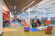 Annapolis Library | Louis Cherry Architecture + WGM + Margaret Sullivan Studio