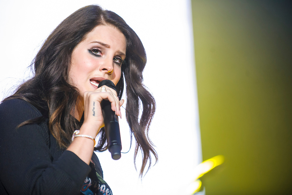 COLUMBIA, MD - May 10th, 2014 - Lana Del Rey performs at the 2014 Sweetlife Festival at Merriweather Post Pavilion in Columbia, MD. Her 2012 album, Born To Die, has sold over 5 million copies worldwide. (Photo by Kyle Gustafson / For The Washington Post)