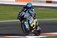 #73 Alex MARQUEZ SPA EG 0,0 Marc VDS Kalex during the Gran Premio Motul de la Comunitat Valenciana at Circuito Ricardo Tormo Cheste, Valencia, Spain on 16 November 2019.