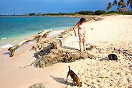 Playa El Coral, Matanzas, Cuba.
