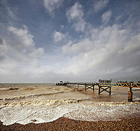 A fresh November day brings stormy weather to Totland Bay, Isle of Wight.<br /> <br /> Created from two frames shot with the Sigma 10-20mm at f5.0 1/800<br /> <br />  Part of the Ocean Seen - Oceanic Photography Exhibition.<br /> <br /> Sponsored by Wightlink - Dimbola Museum & Galleries, Freshwater Bay, Isle of Wight - 29th June to 2nd September 2012.<br /> <br /> A collaborative summer show, bringing together three great oceanic photographers to celebrate the way we interact with our great British coastline.