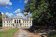 Spa in San Miguel de los Banos, Matanzas, Cuba.