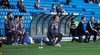 Leeds United manager Marcelo Bielsa takes the knee<br /> <br /> Photographer Alex Dodd/CameraSport<br /> <br /> The EFL Sky Bet Championship - Leeds United v Fulham - Wednesday 24th June 2020 - Elland Road - Leeds<br /> <br /> World Copyright © 2020 CameraSport. All rights reserved. 43 Linden Ave. Countesthorpe. Leicester. England. LE8 5PG - Tel: +44 (0) 116 277 4147 - admin@camerasport.com - www.camerasport.com<br /> <br /> Photographer Alex Dodd/CameraSport<br /> <br /> The Premier League - Newcastle United v Aston Villa - Wednesday 24th June 2020 - St James' Park - Newcastle <br /> <br /> World Copyright © 2020 CameraSport. All rights reserved. 43 Linden Ave. Countesthorpe. Leicester. England. LE8 5PG - Tel: +44 (0) 116 277 4147 - admin@camerasport.com - www.camerasport.com