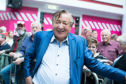 26.04.2019, Lugnercity, Wien, AUT, FPÖ, Wahlkampfauftakt zur EU-Wahl. im Bild Baumeister Richard Lugner // during campaign opening of the Austrian Freedom Party due to EU elections in Vienna, Austria on 2019/04/26. EXPA Pictures © 2019 PhotoCredit: EXPA/ Michael Gruber