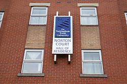 Nottingham Trent University; Norton Court Hall of residence,