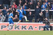 Hartlepool United v Dagenham and Redbridge 120316