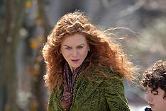 Nicole Kidman filming 'the Undoing' - 28 Mar 2019