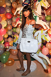 TV presenter JAMEELA JAMIL at a party hosted by Mulberry during London fashion Week 2009 at Claridge's Hotel, Brook Street, London on 20th September 2009.