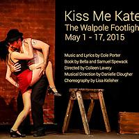 Kiss Me Kate - Walpole Footlighters May 2015