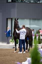 Hester Carl, GBR, En Vogue, 135<br /> Olympic Games Tokyo 2021<br /> © Hippo Foto - Dirk Caremans<br /> 23/07/2021