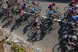 Grace Garner (GBR) at La Course by Le Tour de France 2018, a 112.5 km road race from Annecy to Le Grand Bornand, France on July 17, 2018. Photo by Sean Robinson/velofocus.com