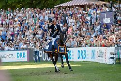Bengtsson Rolf Goran, SWE, Casall Ask<br /> Deutsches Spring- und Dressur Derby Hamburg 2017<br /> © Hippo Foto - Dirk Caremans<br /> 27-05-2017