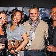 NLD/Huizen/20111223-  Lancering LAF Femme, Yvonne Roose, ….., ….., Aron Winter