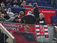 Liverpools fans during the Champions League group stage match between Paris Saint-Germain and Liverpool at Parc des Princes, Paris, France on 28 November 2018.