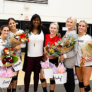 11/14/2019 - Women's Volleyball v Air Force - Senior Day