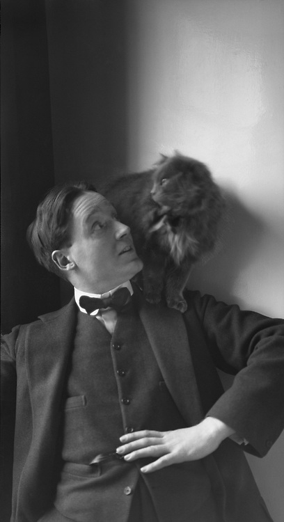 Harley Granville Barker, English Actor, Playwright and Critic, 1912