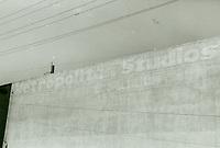 1972 Old Metropolitan Studios sign on wall of General Service Studios