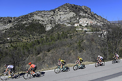 March 16, 2019 - Col De Turini, France - General view during stage 7 of the 2019 Paris - Nice cycling race with start in Nice and finish in Col de Turini  on March 16, 2019 in Col De Turini, France, (Credit Image: © Panoramic via ZUMA Press)
