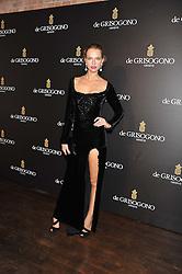MASHA RUDENKO at a dinner hosted by de Grisogono at 17 Berkeley Street, London on 12th November 2012.