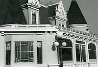1972 The Magic Castle on Franklin Ave.