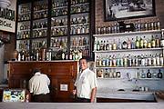 Bar do Gomez, famous bar in Santa Teresa selling hand made good by local artisans, Rio de Janeiro.