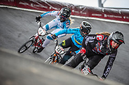 #135 (CLAESSENS Zoe) SUI at Round 6 of the 2019 UCI BMX Supercross World Cup in Saint-Quentin-En-Yvelines, France