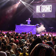 COLUMBIA, MD - August 30th, 2015 - RL Grime performs at the 2015 Trillectro Festival at Merriweather Post Pavilion in Columbia, MD (Photo by Kyle Gustafson / For The Washington Post)