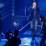 NLD/Hilversum/20131107- The Voice of Holland 1e live uitzending,