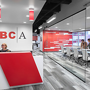 Office Interior of BC   A in San Jose, CA