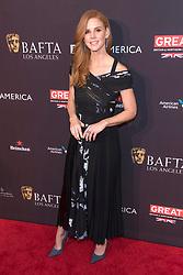January 6, 2018 - Beverly Hills, Kalifornien, USA - Sarah Rafferty bei der BAFTA Los Angeles Awards Season Tea Party im Hotel Four Seasons. Beverly Hills, 06.01.2018 (Credit Image: © Future-Image via ZUMA Press)