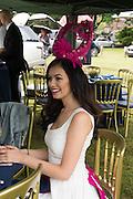 NATASHA HEMMINGS MISS ENGLAND 2015, Royal Ascot, Tuesday, 14 June 2016