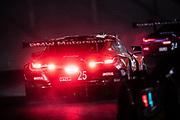 October 10, 2020. IMSA Weathertech, Charlotte ROVAL: #25 BMW Team RLL BMW M8 GTE, GTLM: Connor De Phillippi, Bruno Spengler