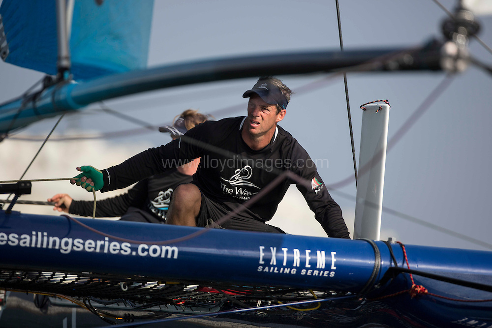 The Extreme Sailing Series 2013. Act 1...Please credit: Lloyd Images