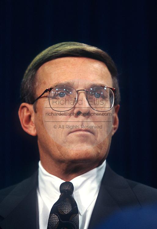 U.S. Senator Byron Dorgan September 15, 1996 in Washington, DC.