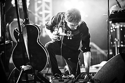 Andrew Bird & The Hands Of Glory perform at The Bonnaroo Music and Arts Festival - 6/13/14