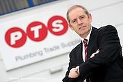PTS Managing Director, Kelvin Stevens.Credit Shaun Fellows/ Shinepix.co.uk