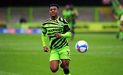 Jayden Richardson of Forest Green Rovers - Mandatory by-line: Nizaam Jones/JMP - 17/10/2020 - FOOTBALL - innocent New Lawn Stadium - Nailsworth, England - Forest Green Rovers v Stevenage - Sky Bet League Two